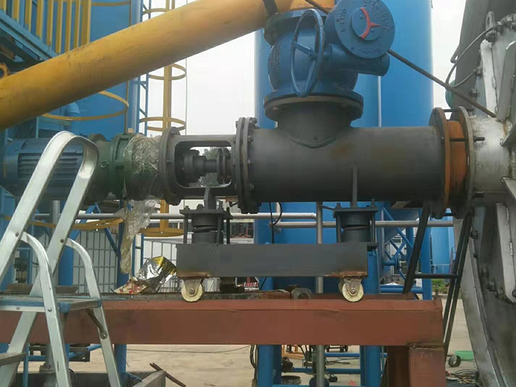 油泥油砂設備